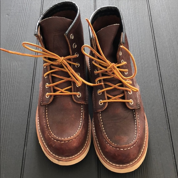 006a502ae35 Red Wing 8138 Classic Moc (men's size, fits wo 7)
